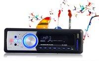 Wholesale Car Radio Car Bluetooth speaker MP3 BT car stereo Bluetooth radio MP3 player card generation car CD DVD