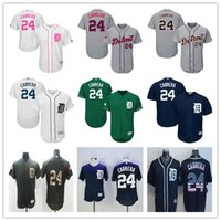 baseball green day - 2016 Mens Miguel Cabrera Green Celtic Gray Fashion Stars Navy Blue White with Pink for Mothers day Detroit Tigers Baseball Jerseys Sale