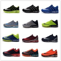 air max free - 2016 Hot Sale Max KPU II Men s Running Shoes Top Quality Air Fashion Outdoor Sports Sneakers