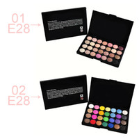 Wholesale 28 Colors Makeup Eyeshadow Palette New Professional Eye Shadow Shimmer Matter Somky Eye Shadow Palette