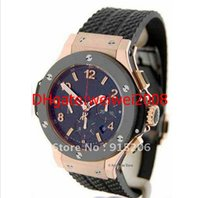 big jewels band - world of watches LUXURY Big k Rose Gold Ceramic NEW Jewels In Time Chronograph Band Material Rubber best mens watches