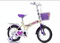 Wholesale pk612 Children s bicycles inch Universal Folding bic ycles car