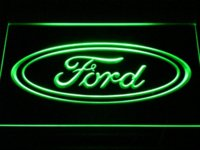 Wholesale d007 Ford Car LED Neon Signs colors sent in hrs neon sign pizza