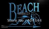 beach signs - LK934 TM Beach Bar Club Beer Lady Sun Neon Light Sign Advertising led panel