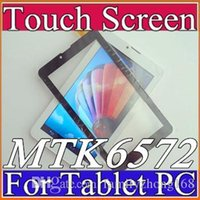 """OEM 7 """"touch screen capacitivo Digitizer Panel TP per 7 pollici 3G MTK6572 telefono chiamata phablet Tablet PC D-TP"""