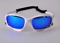 achat en gros de les verres de lunettes vélo-2016 Nouvelle Collection Marque Racing Veste Sport Cyclisme Vélo Vélo Outdoor Lunettes Lunettes de soleil Goggle 16 couleurs