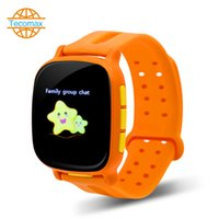 Wholesale Child Smart Watch GPS LBS dual location IP54 Smartwatch support SIM card SOS alarm Real time remote monitoring baby kids