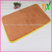 bamboo area mat - Waterproof inexpensive area soft bath mats with memory foam