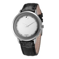 imports - Luxury Business Mens Brand Watches Casual Watches DW Imported Quartz Movement Genuine Leather High Quality Strap sports watch Drees Watches