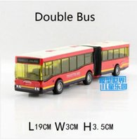 articulating bus - Double Articulated Best selling Products Bus Toys