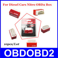 auto engine tune - Car Diagnostic Auto ECU Chip Tuning BOX Nitro OBD2 Scanner For Diesel Cars Performance Engine Speed