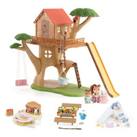 Wholesale Calico Critters Adventure Tree House Gift Set