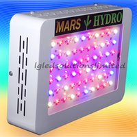 Wholesale MarsHydro Mars300 Led Grow Lights China W Draw Power Full Spectrum for Hydroponic System Grow stock in US UK GE CA AU