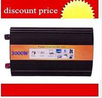 Wholesale 6000W Peak pura onda senoidal inversor v v w v to v power voltage converter w pure sine wave inverter