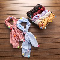 baby arrival gifts - Cotton scarf plaid patten Baby Boys Girls Kids Children s Christmas Gift autumn winter new arrival colors