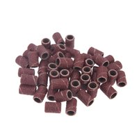 Wholesale Nail Art Sanding Bands for Manicure Pedicure Nail Drill Machine Each Size Nail Art Tool