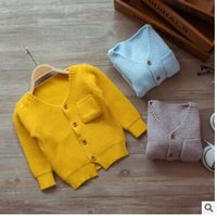 Wholesale In the autumn of children s wear new products children s sweaters Baby child cardigan