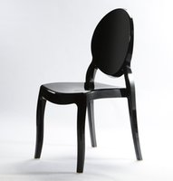 acrylic modern chairs - ghost chair phantom chair acrylic chair crystal chair