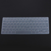Wholesale New EU UK Silicon Keyboard Cover Skin Protector for Apple For Macbook Pro Air