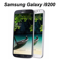 Wholesale Refurbished Unlocked Samsung Galaxy Mega I9200 GSM G Dual core Android phone quot WIFI GPS MP Mobile phone dropshipping