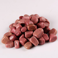 Wholesale Natrual Assorrted g Snowflake obsidian Rhodonite Tumbled Stone mm Beads Points Crystal Healing Reiki Polished Free pouch