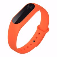 Wholesale The Newest Original Xiaomi Mi Band So Light Bluetooth Heart Rate Monitor Vibration Bracelet Mi Band with OLED Touch Screen