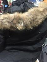 Wholesale Fall Original canadians brand men down parkas male big fur collar chaqueta hombres winter thick warm waterproof down jacket