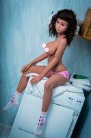 140cm muñecas del sexo del silicón japonés, mini muñeca verdadera, muñeca pequeña de silicona amor, verdadera coño juguetes de tamaño natural de la vagina masturbador adultos del sexo para los hombres