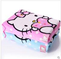 babies bath towel trade - Pure cotton cartoon cotton bath towel bath towel printed foreign trade Soft and comfortable Baby cotton towel blanket cm