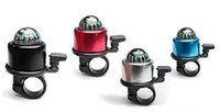 Wholesale With Compass Cycling Bicycle Bell Loud Sound Mini Ring Bike Handlebar Aluminium Alloy Bells For Cycling