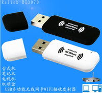 Wholesale Ralink RT3070 Mbps Mini M USB WiFi Wireless network card wi fi Wlan n g b Adapter with LED indicator light DHL fast