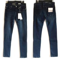 Applique ag jeans - Slim women s jeans high waist trousers ag contour ballet trousers