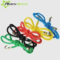 Wholesale RockBros High Strength Bicycle Cycling Rubber Cord Lanyard Rope Binding Lage Rope Climbing Camping Survival Equipment Color