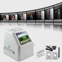 Wholesale Portable Film Scanner résolution Mega Pixels KPK Photo Negative mm Scanner numérique Film Converter avec quot LCD