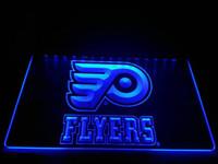 Wholesale LS868 b Flyers Hockey Neon Light Signs jpg