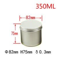 aluminium powder uses - New arrival ml mm Empty Lip Aluminium Jar aluminum case for powders gels cream use