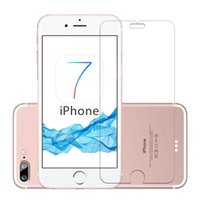 Wholesale Apple iPhone iphone Plus Screen Protector Tempered Glass HD Clear H Hardness Screen Protector Oleophobic Coating Crystal Clear