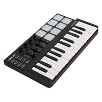 usb controller midi - High Quality Panda mini Portable Mini Keyboard and Drum Pad Key USB MIDI Controller with Durable USB Cable