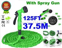 Wholesale Factory sales Magical retractable FT M garden hose function water gun