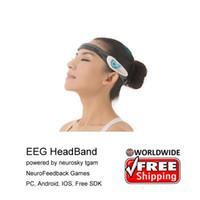 Wholesale 2016 Sale Gopro Accessories Brainlink Lite Mindwave Brainwave Headset Bluetooth Mind Control Game Neurofeedback Wearable Devices
