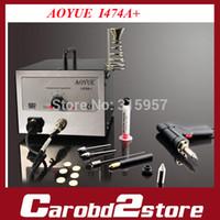 Cheap Wholesale-AOYUE 474A+ Upgrade I474A+ BGA Desoldering Station Electric Vacuum Desoldering Pump Solder Sucker AOYUE I474A+