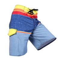 bathing pants - Swimming Shorts Surf Quick Dry Bermuda Masculina Beach Men Swimsuit Boardshorts Bathing Suit Man Short Pants Mix Sizes