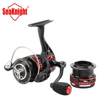 axe dry - New SeaKnight AXE H Spinning Reel Full Metal WaterProof Anti Corrosion Real BB Fishing With Spare Shallow Spool