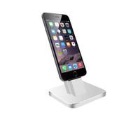 apple desktop case - Iphone Cases Smartphone Stand Phone Aluminum Frame Base Metal Placing In The Desktop Phone New Stent