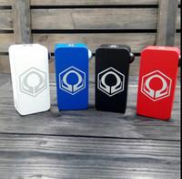 Wholesale China factory clone high quality Hex ohm w box mod dual Hexohm box mod