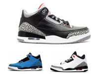 Wholesale Cheap sports shoes men basketball shoes sneaker for sale s athletic sneaker hot sell women Wolf Grey Retro Black white Grey
