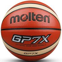 Wholesale NEW Brand Official Standard Size7 Official Molten Basketball GP7X Molten PU Material Indoor Outdoor Basketball