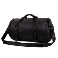 Wholesale 2016 New Unisex Waterproof Muliti Functional Gym Bags Brand Design Fashion Sport Bags Large Collapsible Travel Bag Bolsos XJ64