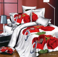 Wholesale 2015 Hot New d bedding set HD bed linen bedding set family set Contains quilt bed sheets pillowcases king size
