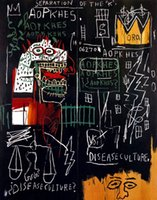 basquiat prints - Basquiat Michel Jean K High Quality Abstract Art Painting Home Wall Decor HD Print on Canvas